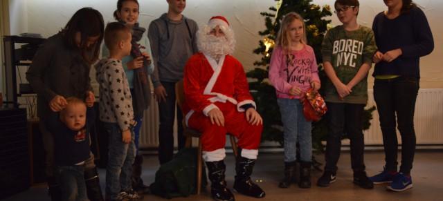 Der Nikolaus war im Heidebad