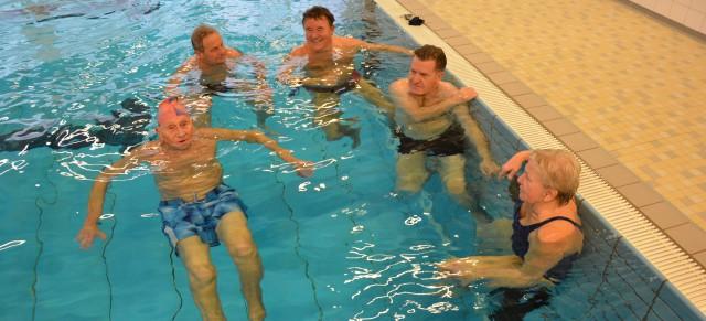 Ü60 Schwimmen in der LiKa