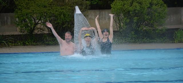 Freibadsaison gestartet